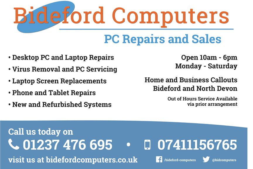 Brideford Computers